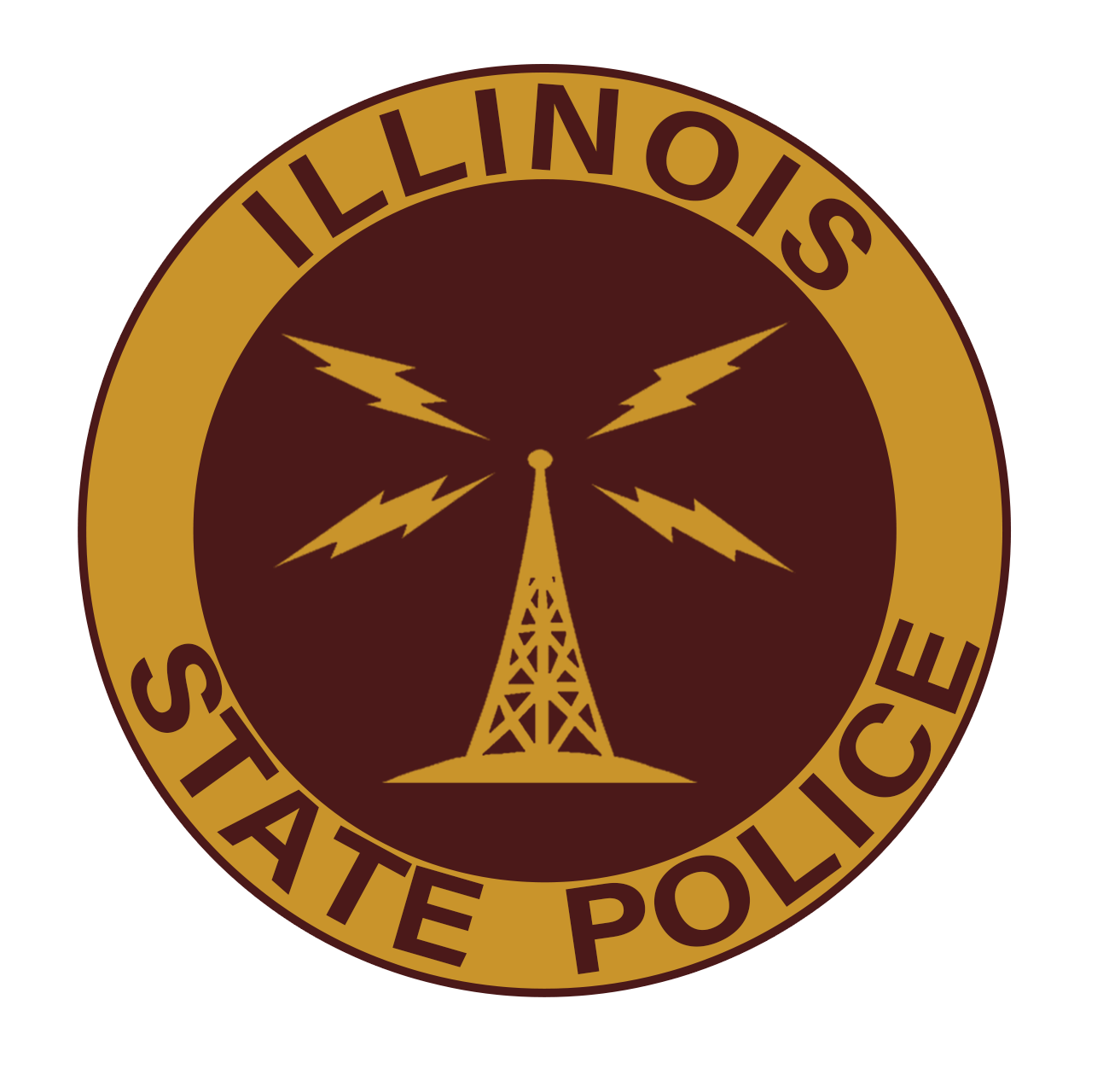 Illinois State Police Seal